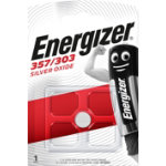 Energizer Battery Miniatures 357 303 1 Pack