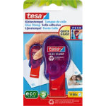 Tesa Glue Stamp Low Odour Blue Red