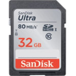 Sandisk Ultra SDHC Card 32 GB