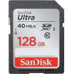 Sandisk Ultra SDXC Card 128 GB