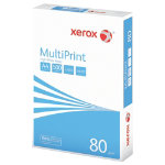 Xerox MultiPrint Printer Paper A4 80gsm White 500 sheets