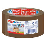 tesa Roll of Tape 57173 00000 03 Brown
