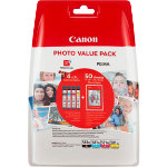 Canon CLI 581XL Original Ink Cartridge Black Yellow Cyan Magenta