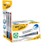 BIC Whiteboard Markers Velleda 22 mm