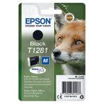 Epson T1281 Original Ink Cartridge C13T12814012 Black