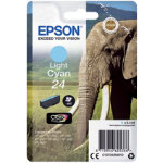 Epson 24 Original Ink Cartridge C13T24254012 Light Cyan Pack