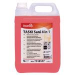 TASKI Disinfectant and Descaler 7518557 Pink