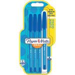 Paper Mate Ballpoint Pen 100 Blue Pack 4