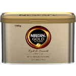 Nescafe Instant Coffee Granules Gold Blend 500 g