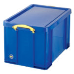 Really Useful Box Multi Usage Box Blue 84Ltrs
