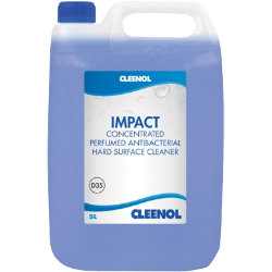 HARD SURFACE CLEANER 3IN1 BACTERICIDAL 5LTR