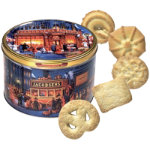 Danish Cookies Tin Box