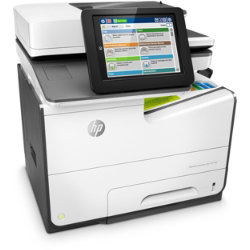 HP 586dn Page Wide Array Multifunction Printer