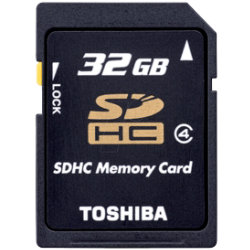 Toshiba Memory Card N102 32 GB