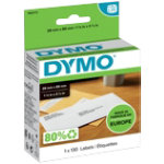 DYMO Address Labels 1983173 89 x 28 mm Black White