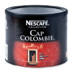Nescafe Cap Colombie Premium Instant Coffee 500G Tin