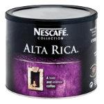 Nescafe Alta Rica Premium Instant Coffee 500G Tin