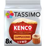 Tassimo Cappuccino Pods Cappuccino 16 Pieces