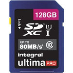 Integral SDXC Card UltimaPro 128 GB