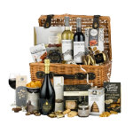 Hamper The Festive Greetings Gift Basket Assorted