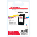 Office Depot Compatible Canon CL 541 Ink Cartridge Colour