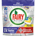 Fairy Dish Washer Tablets Platinum
