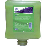 DEB CARTRIDGE SOLOPOL LIME 4 X 2LTR