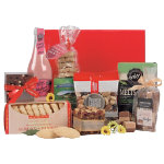 Hamper Spring Red