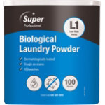 BIO LAUNDRY POWDER 100 WASHLOADS