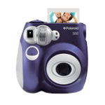 Polaroid Instant Film Camera PIC 300 Purple