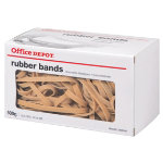 Office Depot Rubber Bands 6 x 150 mm Size 28 6 500g
