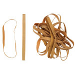 Office Depot Rubber Bands 12 x 180 mm Size 30 12 500g