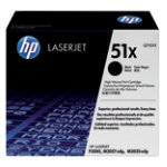 HP Original Black Toner cartridge Q7551XC