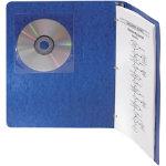 Fellowes Adhesive CD Holder