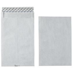 Tyvek extra strong plain white pocket envelopes 330 x 250 mm 20 per box peel and seal