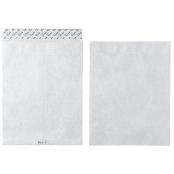 Tyvek extra strong plain white pocket envelopes 305 x 394 mm 20 per box peel and seal