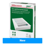 Office Depot Eco Performance Paper A4 75gsm White 500 Sheets