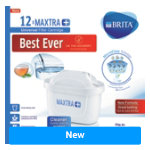 BRITA Maxtra Plus Filter Cartridges 12 bottles