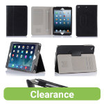 Black PU Case for iPad Mini