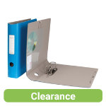 Leitz Active Bebop 180 Polypropylene Lever Arch File 52mm Blue