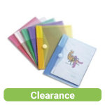 Tarifold A4 Colour envelopes pack 12