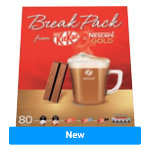 Nestle Break Pack Kitkat and Coffee Pack 80