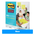 Post it Super Sticky Notes Special format Green 95gsm 558 x 558 cm