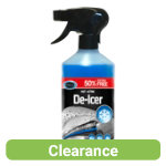 Trigger Spray De Icer 500ml