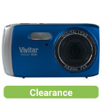 Vivitar X020 101MP Digital Camera Blue