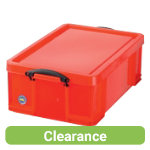 Really Useful Box Multi Usage Box Red 50Ltrs