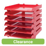Avery Paperstack 5336 Red