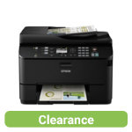 Epson Workforce Pro WP 4535DWF A4 multifunctional Inkjet printer