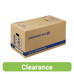 Brown mailer plan boxes Pack of 20 75 x 75 x 750mm