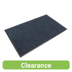 3M Nomad Aqua 4500 Deluxe Dustcontrol PP Floormat Blue 900 x 1500 mm